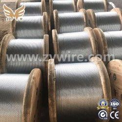 Filo d'acciaio rilevato in anticipo del PC di alta qualità di alto tensionamento per la costruzione di Brige
