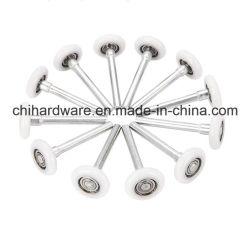 La Chine a fait l'obturateur du rouleau de portes de garage industrielle de roue à rouleaux