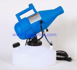 5L携帯用消毒の煙の滅菌装置のFogger電気Ulvのスプレーヤー冷たいぼやける機械