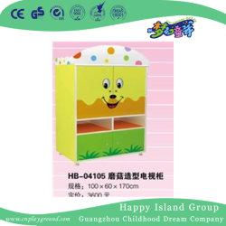 Meubles en bois pour les enfants préscolaires dortoir de jeu de rôle TV Table (HB_04105)