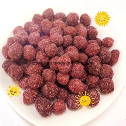 Color morado de alta calidad OEM de maní la nutrición de embalaje