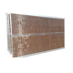 تبخر الماء لوحة التبريد الألومنيوم مجلفن من الفولاذ المقاوم للصدأ الإطار الهواء نظام التبريد الطبيعي البارد سعر أفضل مكتمل