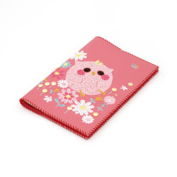 Notebook in PU Diary in pelle formato lettera A5