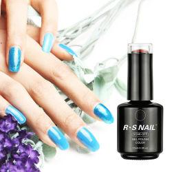 Poupularing personnalisé de soins des ongles en gel UV Gel d'alimentation polonais polonais