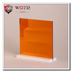 Versterk Acryl Stevig Blad voor de Materialen van de Decoratie van het Venster