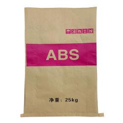 Saco de cimento de Papel Kraft composto de plástico Cement Embalagem para argamassas Embalagem Química 25kg de papel kraft para sacos de plástico hermético Pack