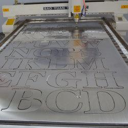 Metall-und Nichtmetall-Ausschnitt CNC-Fräser-Maschine für Edelstahl-Messingaluminiumacrylholz Kurbelgehäuse-Belüftung