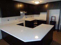 Cuisine Graniy banc de pierre blanche Tops /Dossier de table et bancs de travail