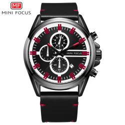 Мини-автоматической фокусировки Логотип кварцевые часы на запястье для мальчиков