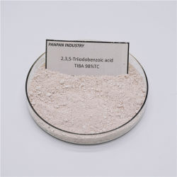 Tiba regulador de crescimento 2 3 5-Ácido Triiodobenzoic 98%TC