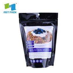 Food Grade Custom печать культуризм дополняет сыворотка белка упаковка Standup сумки с молнией