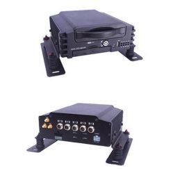큰 트럭을%s GPS 추적 WiFi 3G 4G를 가진 HD 1080P 4 채널 차 이동할 수 있는 DVR