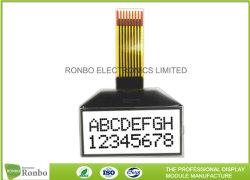 LCD van het karakter LCD van het Radertje Transflective van de Module 8X2 FSTN de Positieve Module van de Vertoning