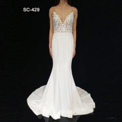 2019 جديد يصل صورة حقيقيّة ثوب زفافيّ