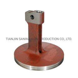 Válvula actuador diseño OEM para piezas de fundición dúctil fundición de hierro de fundición de hierro gris