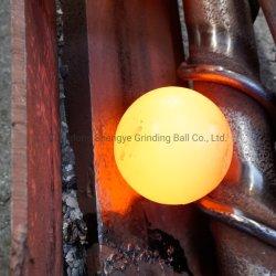 Abschleifende Hilfsmittel-Schleifer-hohe Chrom-Kugel-Stahlkugel, haltbare legierter Stahl-Kugel, Kohlenstoff - geklebte Stahlkugel-reibende Kugel