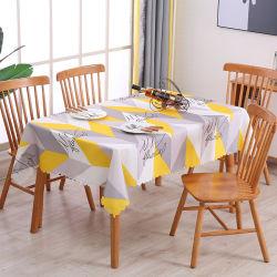テーブルクロスのピクニック宴会党台所食堂のための装飾的なテーブル掛け