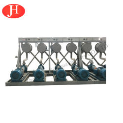 Kartoffelstärke-Milch-Entwässerungsmittel, das Maschine hydrowirbelsturm-Stärke-Produktions-Pflanze bildet