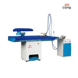 Un service de blanchisserie vêtement vide d'aspiration table à repasser à vapeur Board (XTT-A)
