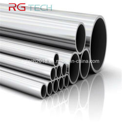 Fabricant ASTM B338 ASTM B337 Seamless Tube en alliage de titane /titane