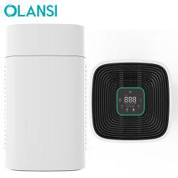 Portátil inicio Easycare Filtro purificador de aire iónico de PM2.5