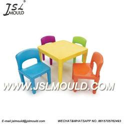 Los niños de plástico inyección de silla y mesa molde