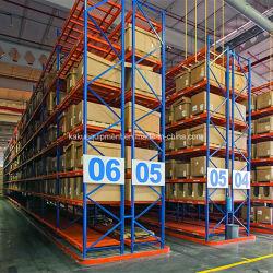 Industrieller Lager-Speicher-vorgewählte MetallVna Ladeplatten-Hochleistungszahnstange