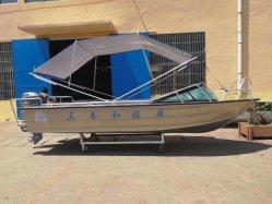Малые пассажирское судно из алюминиевого сплава на лодке с YAMAHA двигатель для продажи