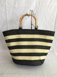 В европейском стиле и бумага оплетка женская сумка летом