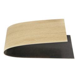 لوح من البولي فينيل (PVC) من وضعية بلانك على الظهر الجاف، لاصق مقاوم للماء، تصميم من مادة الفينيل الأرضية