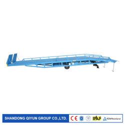 8ton Mobile container a basso prezzo Loading Ramp Dock