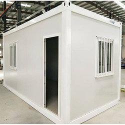Prefabricados móviles portátil wc cuarto de baño público Contenedor de ablución