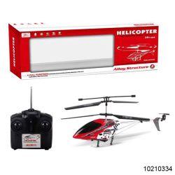 Elicottero di modello di telecomando della lega RC con la girobussola ed il caricatore (10210334)