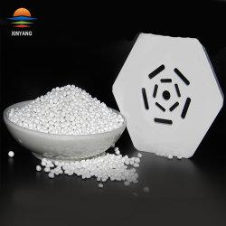 ABS PP PE Materia Prima de plástico PET Colorante Blanco Pellet