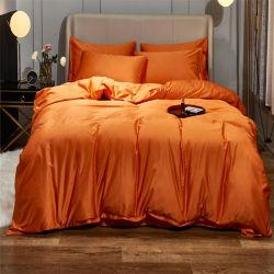 La alta calidad 100% tejido de algodón del conjunto de ropa de cama