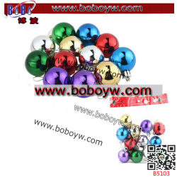 Arbre de Noël cadeaux de noël ornaments artisanat fête de mariage de la promotion de l'Halloween (B5103)