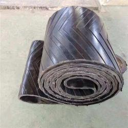 Fabricante EP800 de 4 capas de Chevron correas de goma transportadora para picar piedra