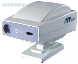 El equipo de oftalmólogos ojo gráfico automático proyector