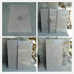 Cinese G682, Sunset Gold Granite, Rusty Yellow Granite Tile per il Floooring