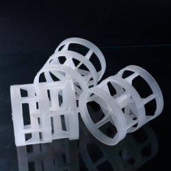 Anello di plastica della cappa del PE CPVC PVDF PTFE del PVC dei pp