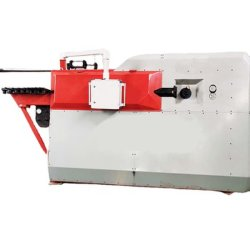 Stahlrod CNC-Draht-verbiegende Steigbügel-Maschine