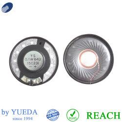 micro altoparlante grezzo di 40mm per la cuffia