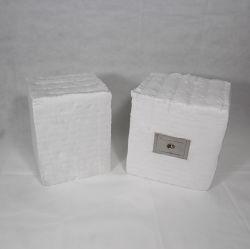 Feuerfeste thermische Isolierung aus Keramikfaser mit niedriger Leitfähigkeit für Wärmebehandlungsöfen