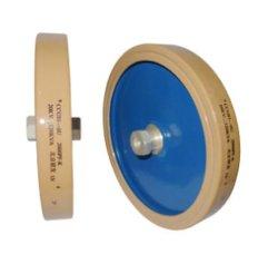고성능 디스크 세라믹 진공 축전기 (CCG81-7, 2500PF, 10KV, 125kVA)
