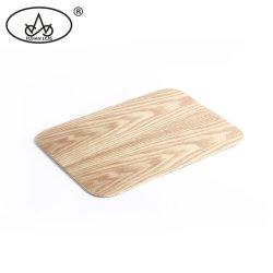 Sushi comida madera queso pan rectángulo que sirve en bandeja para el queso Board menaje de cocina