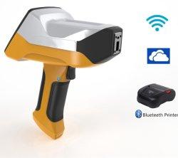 Analizzatore portatile/tenuto in mano di movimenti di liberazione per la lega di alluminio