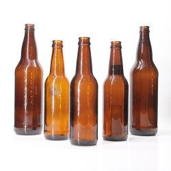 De in het groot 20oz Natuurlijke AmberFles van het Bier van het Glas 600ml