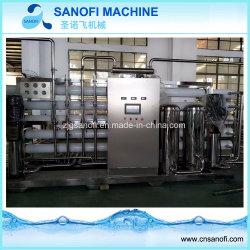 Het Zuiveren van de Zuiveringsinstallatie van het Water van de Behandeling van de Filters van het water voor maakt Schoon Water