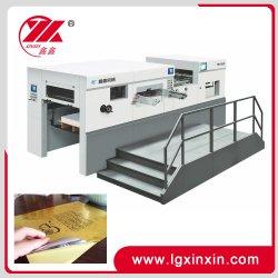 Yw-105e Máquina de estampación de prensa profunda automático para el vino de verificación