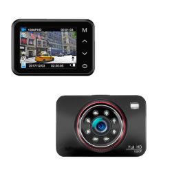 2.7Inch DVR coche Super GPS de visión nocturna, Grabación de bucle Multi-Functions WDR